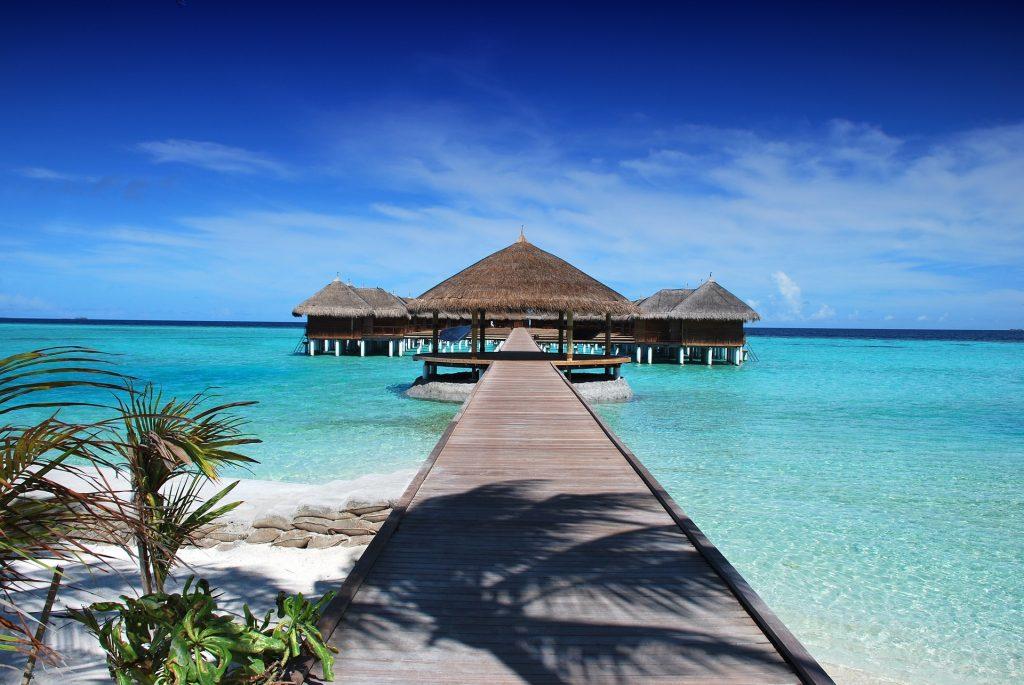 Bengalow-des-maldives