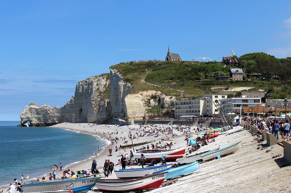 Visitez la Normandie